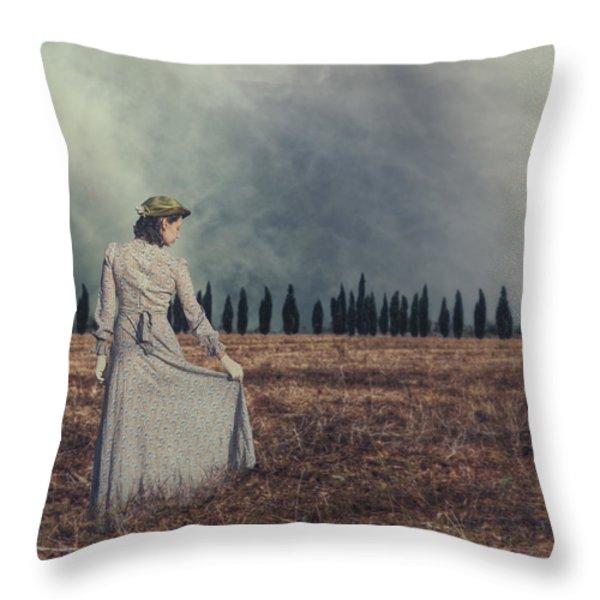 Tuscany Throw Pillow by Joana Kruse