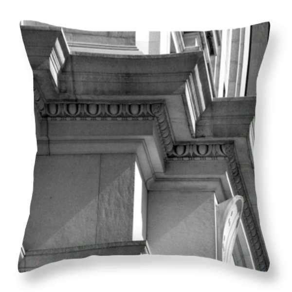 Sunset Throw Pillow by Rob Hans