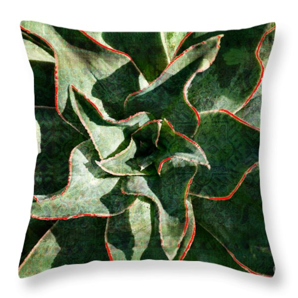 We Need Zion Throw Pillow by Floyd Menezes