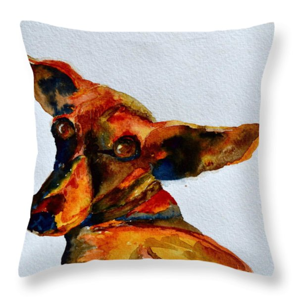 Macey Throw Pillow by Beverley Harper Tinsley