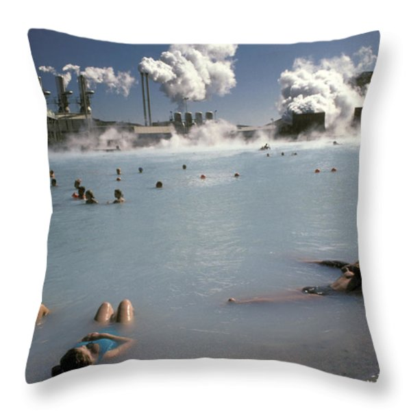 Untitled Throw Pillow by Www.nowitz.com