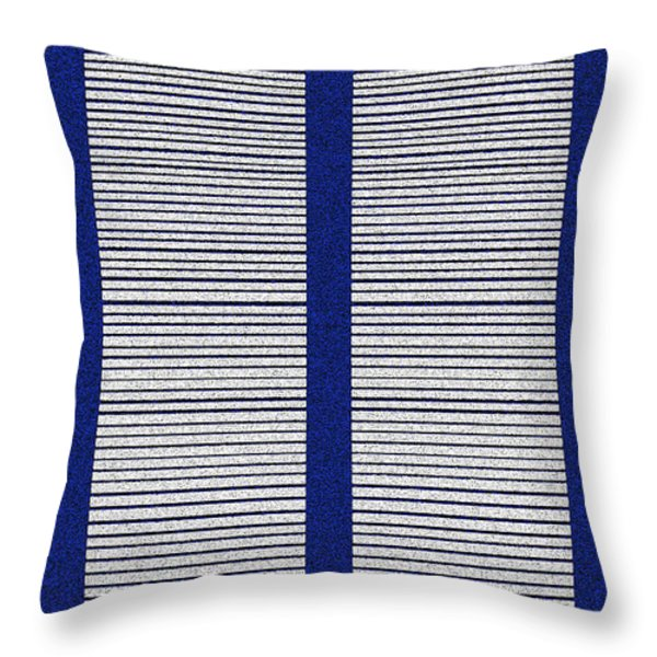 Twin Towers Of New York  Throw Pillow by Andee Design