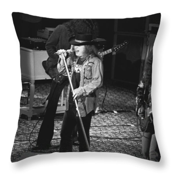 Gimme Back My Bullets Throw Pillow by Ben Upham