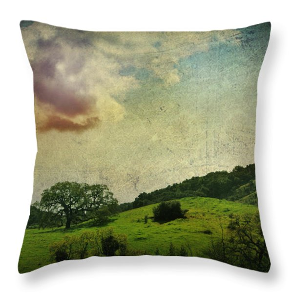 Higher Love Throw Pillow by Laurie Search