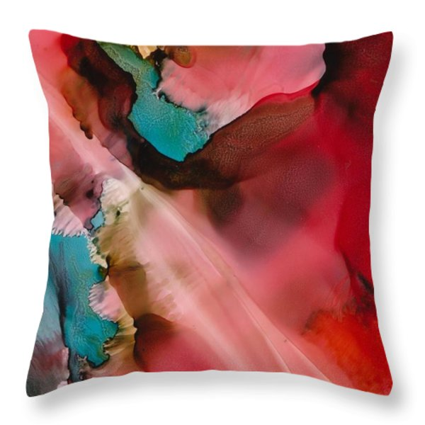 Light From Above Throw Pillow by Susan Kubes