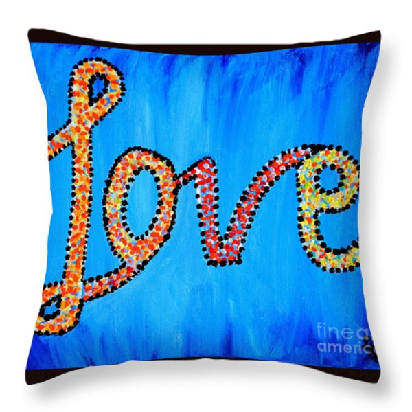 Throw Pillow by