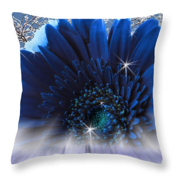 Spring Emergence  Throw Pillow by Cathy  Beharriell