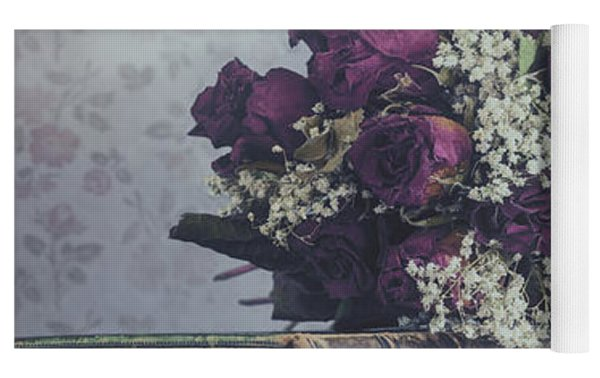 Bridal Bouquet Yoga Mat