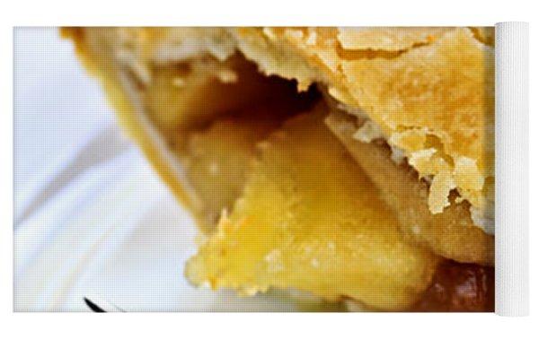 Slice Of Apple Pie Yoga Mat by Elena Elisseeva