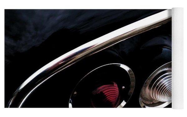 '58 Chevy Impala Fin Yoga Mat