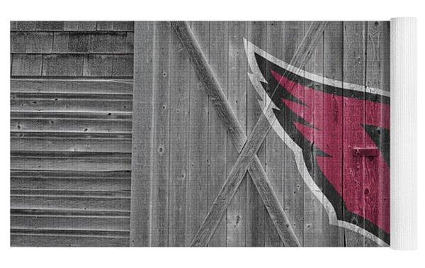 Arizona Cardinals Yoga Mat