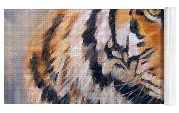 Amur Tiger Yoga Mat