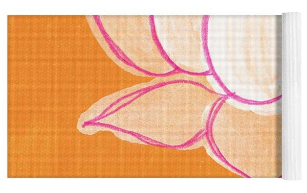 Believe Yoga Mat by Linda Woods