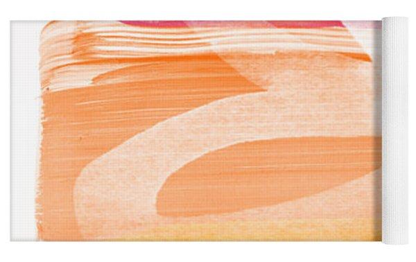 Congratulations- Greeting Card Yoga Mat by Linda Woods