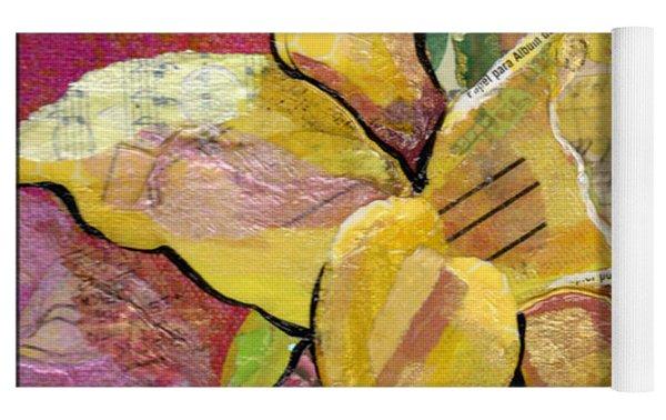 Early Spring I Daffodil Series Yoga Mat
