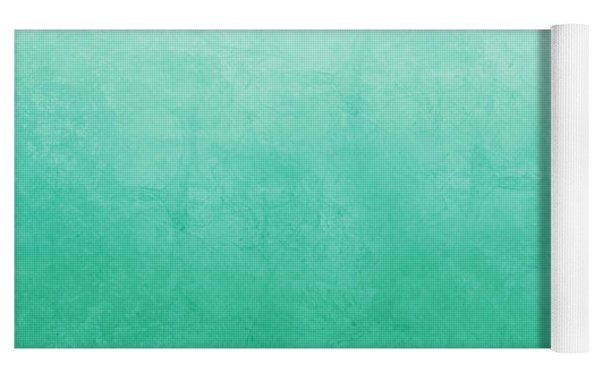 Emerald Bay Yoga Mat by Linda Woods