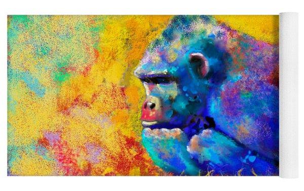 Gorilla Yoga Mat