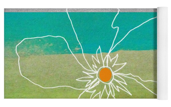 Laundry Day Yoga Mat by Linda Woods