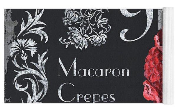 Le Macron De Provence Yoga Mat