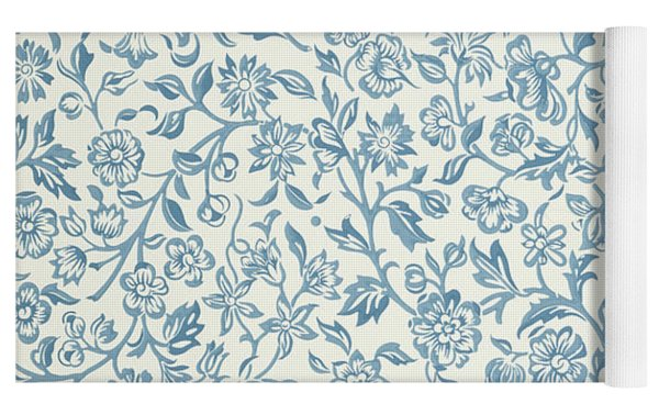 Merton Wallpaper Design Yoga Mat