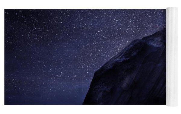 Night Guardian Yoga Mat
