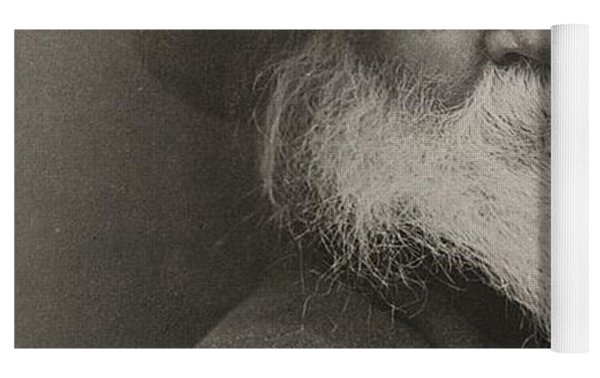 Walt Whitman Yoga Mat