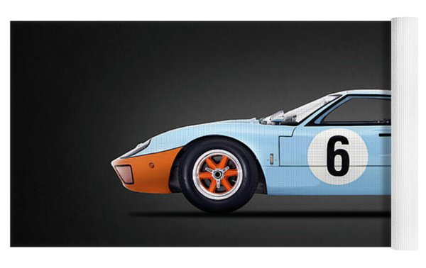 The Gt40 Yoga Mat