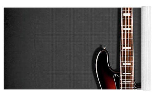 Fender Jazzbass 74 Yoga Mat
