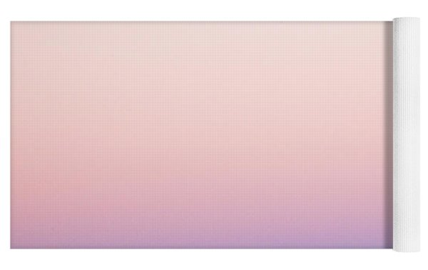 Gypsum Dune At Sunset Yoga Mat by Yva Momatiuk John Eastcott