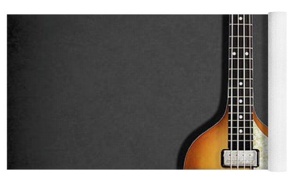 Hofner Violin Bass 62 Yoga Mat