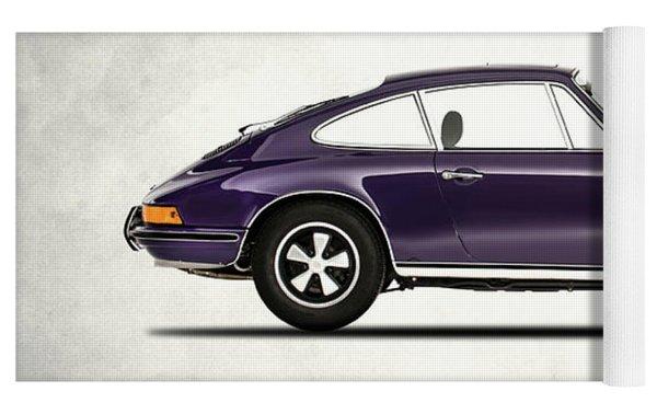 Porsche 911 Yoga Mat