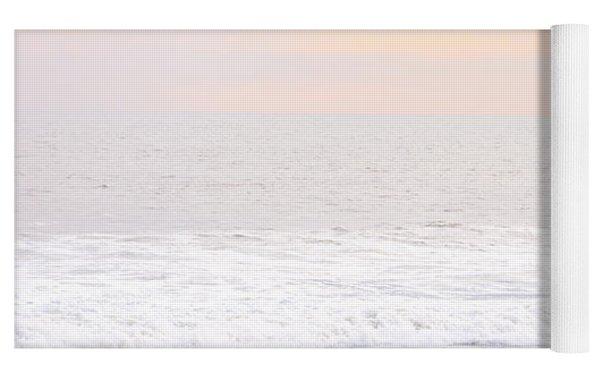 Riders Of The Sea Yoga Mat by Evelina Kremsdorf