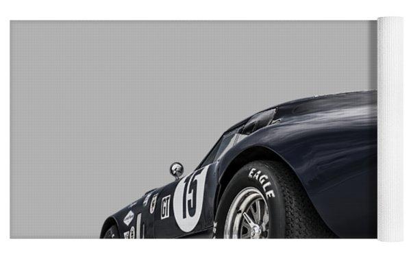 Shelby Daytona Yoga Mat by Douglas Pittman