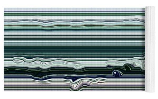 Sky Water Earth Yoga Mat
