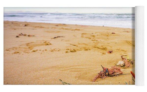 Starfish Yoga Mat by Gary Gillette