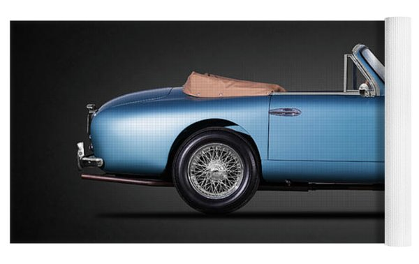 The Aston Db2-4 Yoga Mat