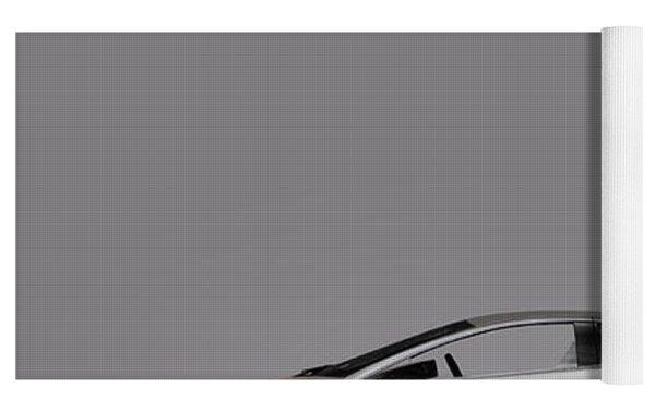The Lamborghini Reventon Yoga Mat by Mark Rogan