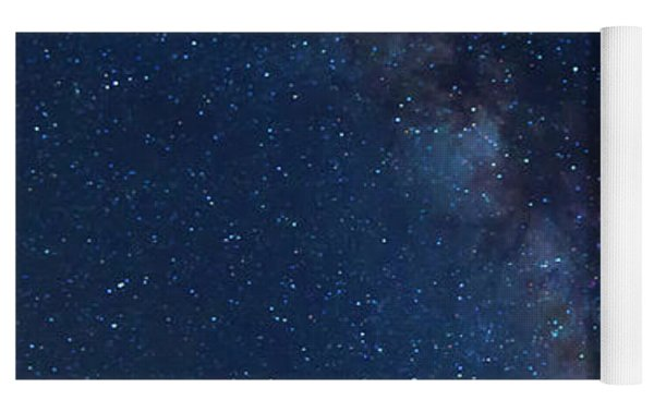 The Milky Way 2 Yoga Mat by Jim Thompson
