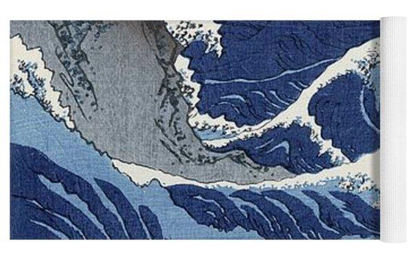 View Of The Naruto Whirlpools At Awa Yoga Mat