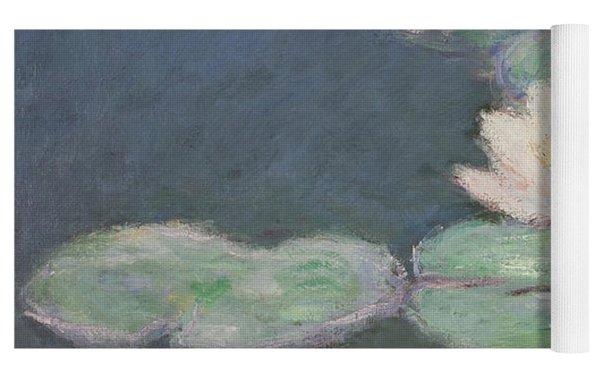 Waterlilies Yoga Mat by Claude Monet