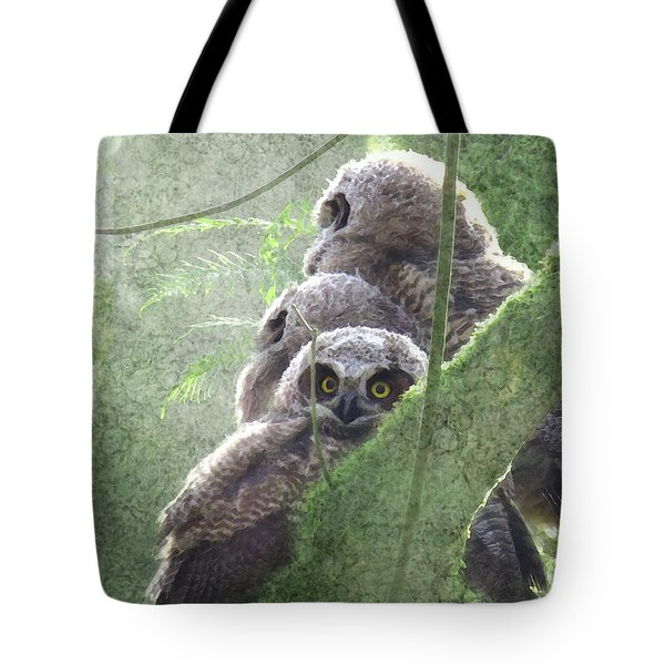 Harbingers Of Spring Tote Bag