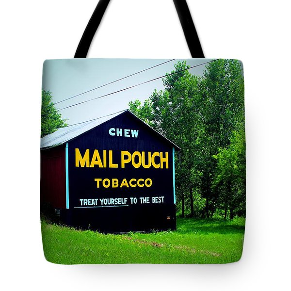 Mail Pouch Tote Bag