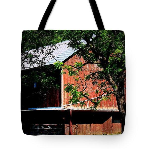 October Hill Tote Bag