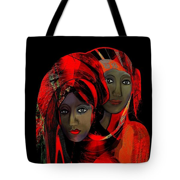 000 - Colour Of Passion Tote Bag