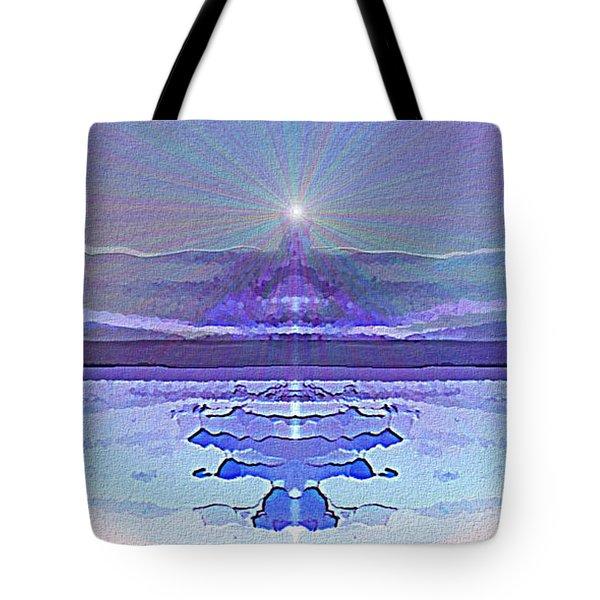 934 - Magic Light Beacon 2017 Tote Bag