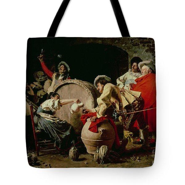 A Good Vintage Tote Bag by Francesco  Vinea
