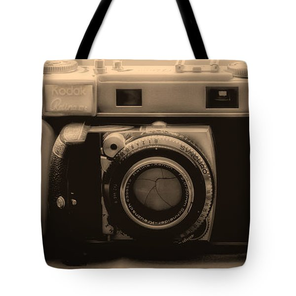 A Kodak Moment Tote Bag
