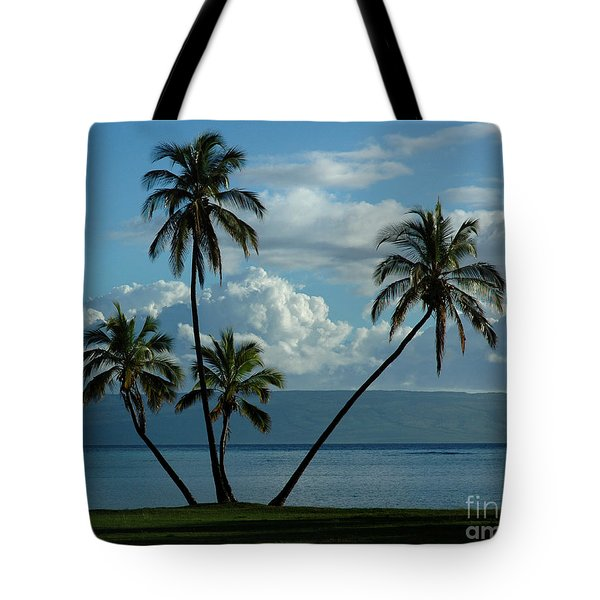 A Little Bit Of Paradise Tote Bag