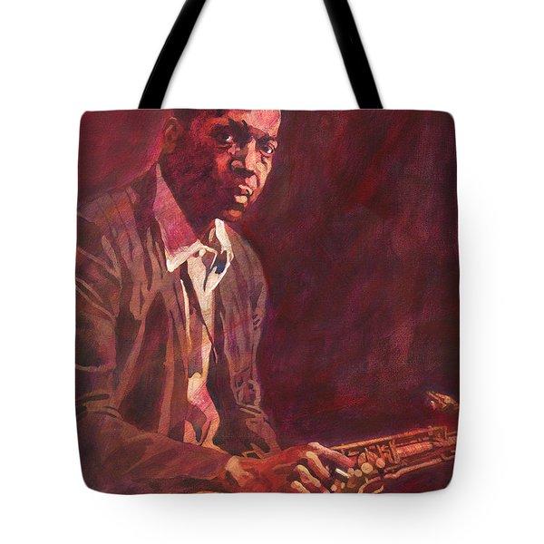 A Love Supreme - Coltrane Tote Bag