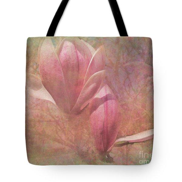 A Peek Of Spring Tote Bag